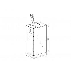Kompaktná nádrž AZPU 240 M...